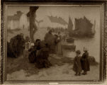 ''Departure of the Fishermen''